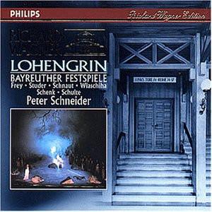 Richard Wagner - Lohengrin (Schneider - Philips Edition Bayreuther Festspiele)