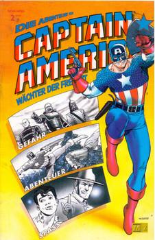 Die Abenteuer von Captain America: Band 2 - Verraten von Agent X [Broschiert]