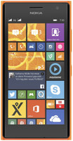 Nokia Lumia 730 Doble SIM 8GB naranja