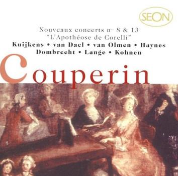Kuijken - Seon - Couperin (Nouveaux concerts)