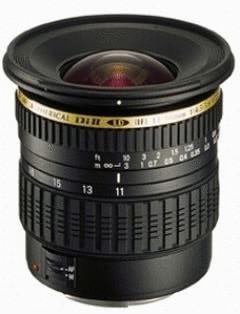 Tamron SP AF 11-18 mm F4.5-5.6 ASL Di LD II 77 mm filter (geschikt voor Canon EF) zwart