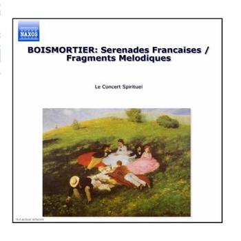 Herve Niquet - Serenades francaises