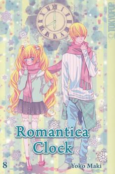 Romantica Clock: Band 8 - Yoko Maki [Taschenbuch]