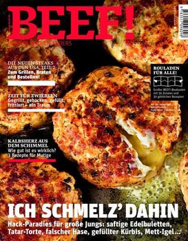 BEEF! Nr. 49 (1/2019). Männer kochen anders [Taschenbuch]