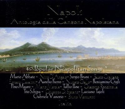 Various - Napoli-Antologia Napoletana