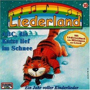 Liederland 10 - Liederland  10-ABC,die Katz