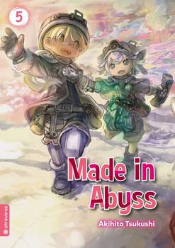 Made in Abyss 05 - Akihito Tsukushi  [Taschenbuch]