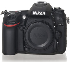 Nikon D7100 SLR-Digitale camera body noir