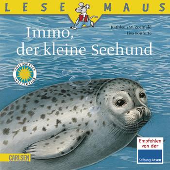 Immo, der kleine Seehund - Kathleen Weidner Zoehfeld