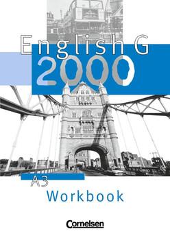 English G 2000, Ausgabe A, Zu Band 3 Workbook - Hellmut Schwarz