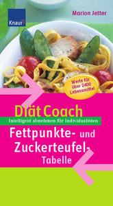 Diat Coach Fettpunkte Und Zuckerteufel Tabelle Intelligent
