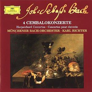 4 Cembalokonzerte - Meisterwerke Vol. 13