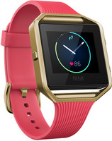 Fitbit Blaze Small rose / or