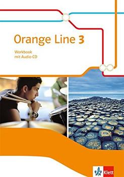 Orange Line 3: Workbook mit Audio-CD [Broschiert]