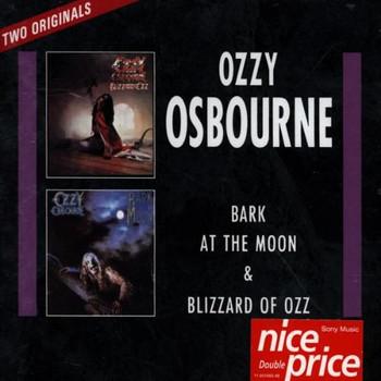 Ozzy Osbourne - Bark at the Moon/Blizzard of