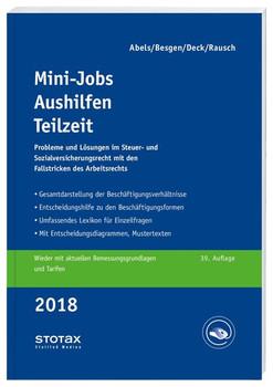 Mini-Jobs, Aushilfen, Teilzeit 2018 - Rainer Rausch  [Taschenbuch]