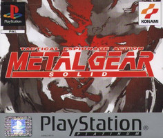 Metal Gear Solid [Platinum]