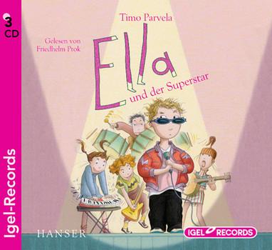 Ella 04 und der Superstar - Timo Parvela