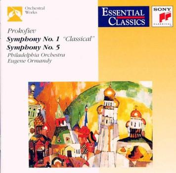 Eugene Ormandy - Sinfonie 1 und 5