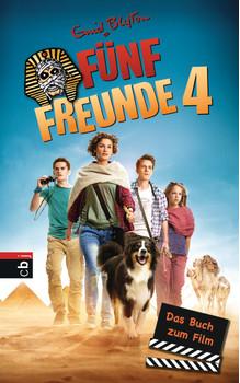 Fünf Freunde 4 - Das Buch zum Film: Band 4 - Blyton, Enid