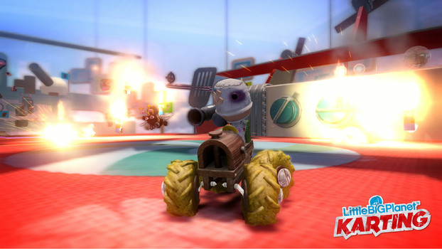 Little Big Planet Karting Special Edition Inkl Game Makers Pack