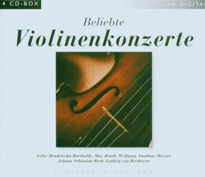 Various - Beliebte Violin Konzerte (Limited Edition)