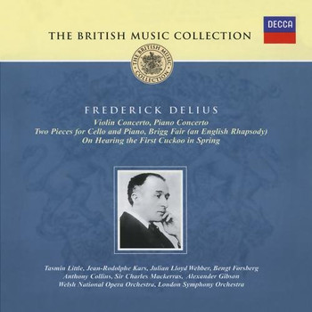 Julian Lloyd Webber - Delius,Frederick: Works