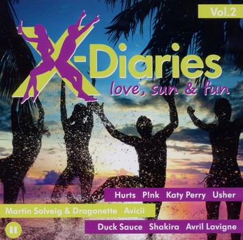 Various - X-Diaries Vol.2