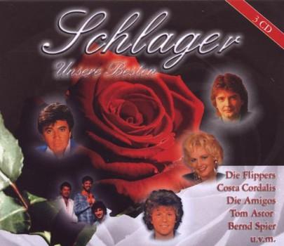 Various - Schlager,Unsere Besten