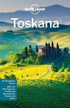 Lonely Planet Reiseführer Toskana - Belinda Dixon  [Taschenbuch]