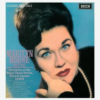 Marilyn Horne - Marilyn Horne Recital