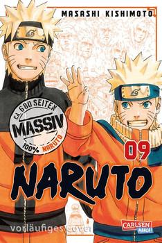 NARUTO Massiv 9 - Masashi Kishimoto  [Taschenbuch]