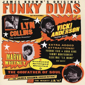 Various - James Brown'S Original Divas