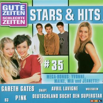 Various - Gzsz-Stars & Hits No.35