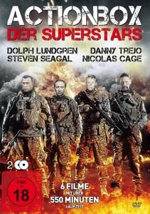 Actionbox der Superstars [2 Discs]