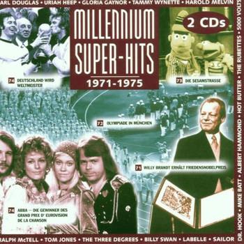 Original Artists (Smm9861792) - Millennium Super Hits 1971-75