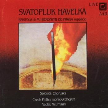 Sulcova - Epistola de M.Hieronymi de Pra