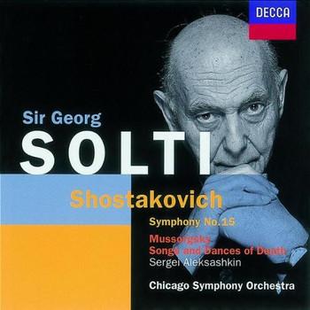 Aleksashkin - Sinfonie 15 / Lieder und Tänze des Todes