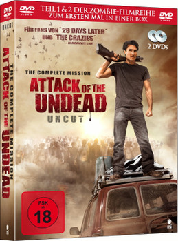 Attack of the Undead - The Complete Mission [2 DVDs]