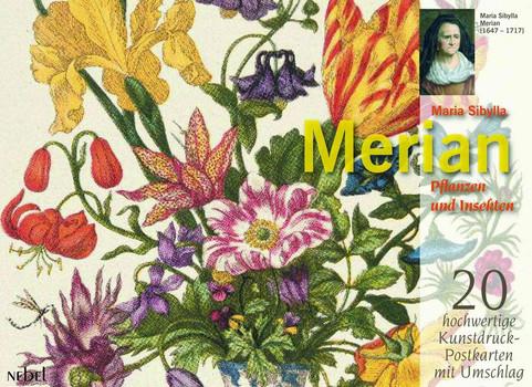 Merian Karten-Set 40 teilig - Nebel Verlag