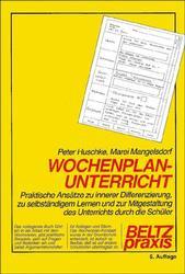 Wochenplan-Unterricht - Peter Huschke
