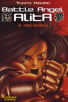 Battle Angel Alita  TB  Bd. 4 - Yukito Kishiro