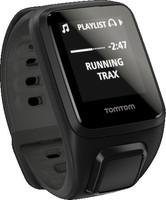 TomTom Runner 2 Cardio + Music piccolo nero antracite
