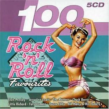 100 Rock N Roll Favourites - 100 Rock N Roll Favourites