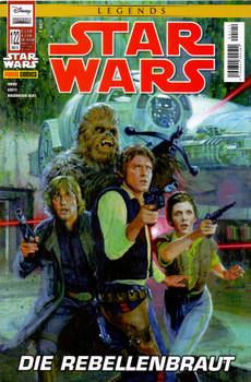Star Wars: Heft 122 - Die Rebellenbraut [Broschiert]