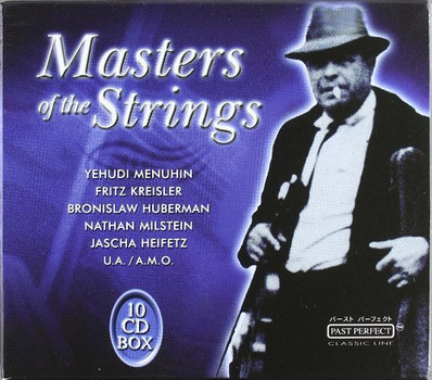 Menuhin - Masters of the Strings