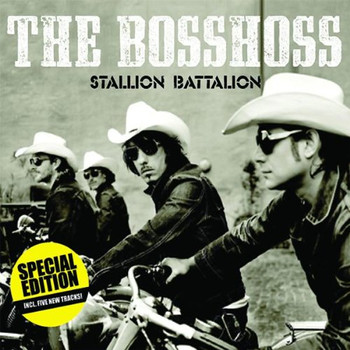 The Bosshoss - Stallion Battalion [Special Edition]