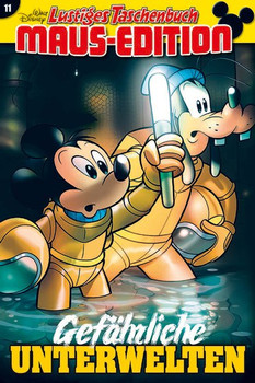 Lustiges Taschenbuch Maus-Edition 11 - Disney  [Taschenbuch]