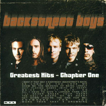 Backstreet Boys - Greatest Hits-Chapter One