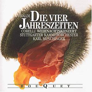 Karl Münchinger - 4jahreszeiten / Weihnachtskonzert u.a.